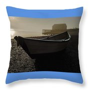 Beached Dory 2 Throw Pillow