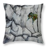 Bear Peak Giant Throw Pillow