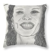 Beatriz Throw Pillow