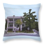 Beaufort Breeze Throw Pillow