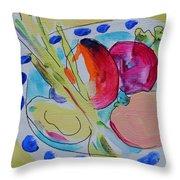 Beautiful And Fresh Throw Pillow