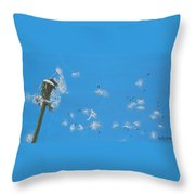 Beautiful At This Moment.... Throw Pillow