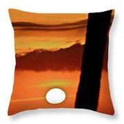 Beautiful Baja Throw Pillow