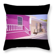 Beautiful Bo Kaap Throw Pillow