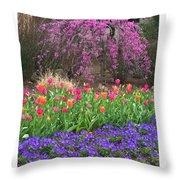 Beautiful Combination  Throw Pillow
