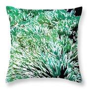 Beautiful Coral Reef 2 Throw Pillow