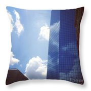 Beautiful Day In Lexington, Ky Throw Pillow