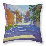 Beautiful Day2 Throw Pillow