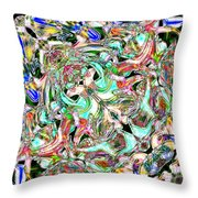 Beautiful Garbage Clean Queen Throw Pillow