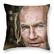 Beautiful Gypsy Throw Pillow