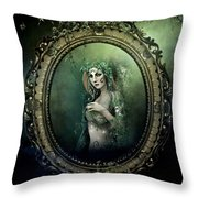 Beautiful Ivy Throw Pillow