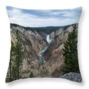 Beautiful Landscape Throw Pillow