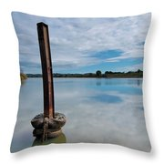 Beautiful Manning Waters 6677 Throw Pillow