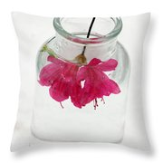 Beautiful Mistakes Throw Pillow