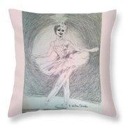 Beautiful Natalia Throw Pillow