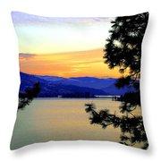 Beautiful Oyama Isthmus Throw Pillow