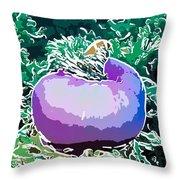 Beautiful Pink Clowfish Throw Pillow