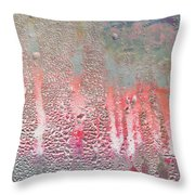 Beautiful Rainy Day Throw Pillow