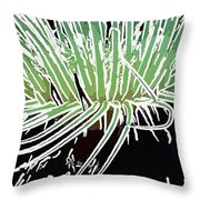 Beautiful Sea Anemone 3 Throw Pillow by Lanjee Chee