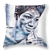 Beautiful Soul Throw Pillow
