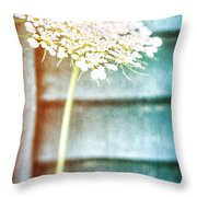 Beautiful Spring Flower Throw Pillow