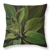 Beautiful Stranger Throw Pillow