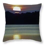Beautiful Sun Throw Pillow