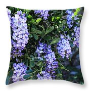 Beautiful Tree Throw Pillow