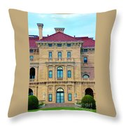 Beautiful Villa Throw Pillow