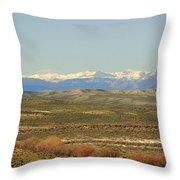 Beautiful Wyoming Throw Pillow