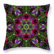 Beautifully Ornate  Throw Pillow