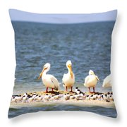 Beauty - 8831-001 Throw Pillow