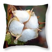 Beauty Amongst The Crowd Throw Pillow