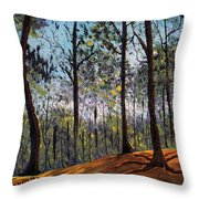 Beauty Around Us 1 Throw Pillow