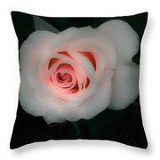 Beauty Comes From Within Throw Pillow