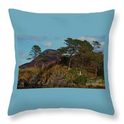 Beauty Found In Letterfrack, Ireland Throw Pillow