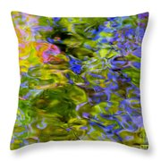 Potential Of The Cosmos Throw Pillow