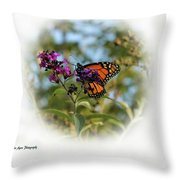 Beauty In God's Handiwork 2 Throw Pillow