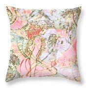 Beauty In The Meadow Throw Pillow