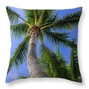 Beauty In The Unexpected Throw Pillow