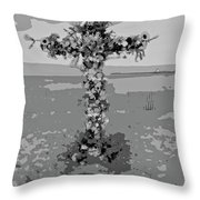 Beauty In The Word Throw Pillow