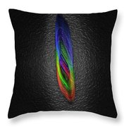 Beauty Infecting Earth Throw Pillow