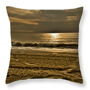 Beauty Of A Day Throw Pillow