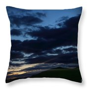 Beauty Of Another Dawn Throw Pillow