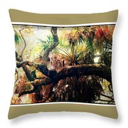 Beauty Of Fall Throw Pillow