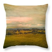 Beauty Of Ireland Throw Pillow
