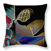 Beauty Of Music Throw Pillow