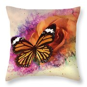 Beauty Of Nature #2 Throw Pillow