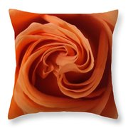 Beauty Of The Rose II Throw Pillow