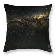 Beauty Of The Sky Throw Pillow